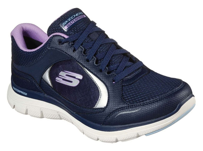 Flex Appeal Tex Waterproof Trainers