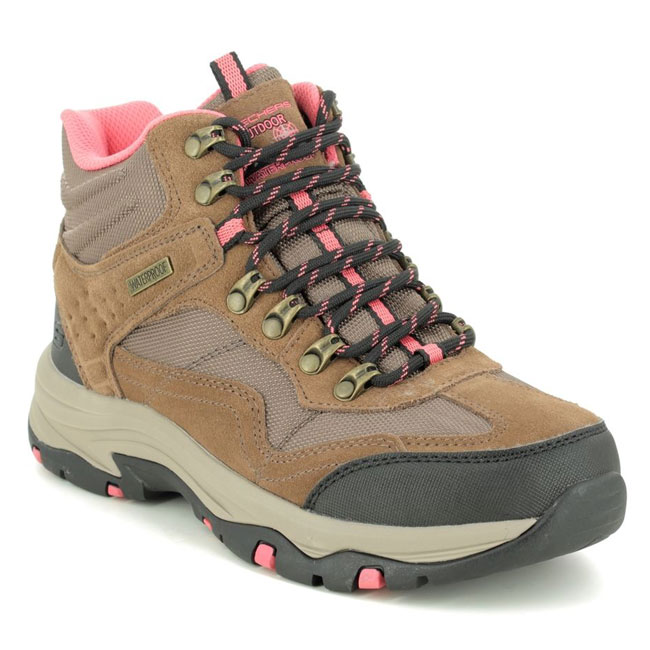 Skechers Trego Base Camp Outdoor Walking Boots