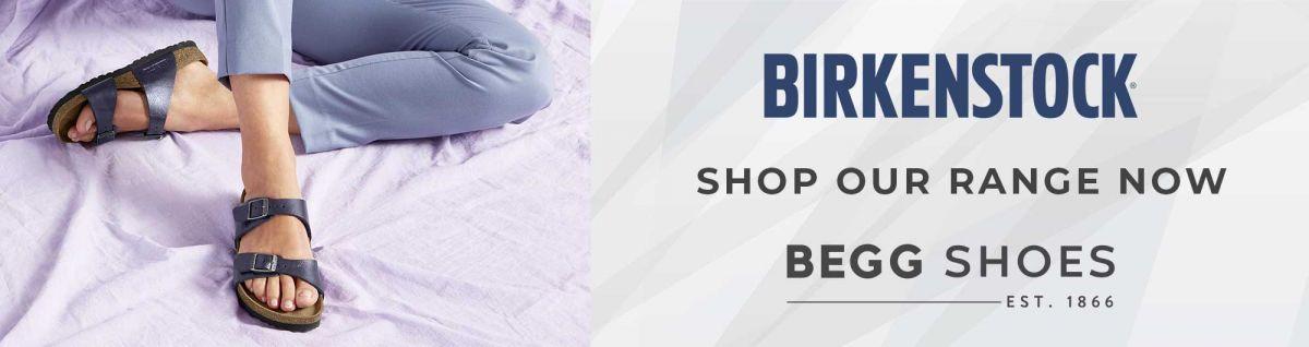 Shop Birkenstock Now