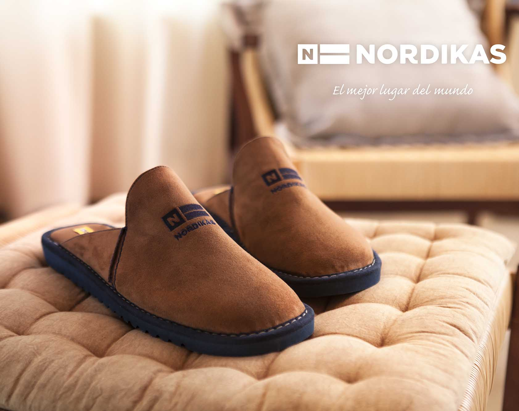 Nordikas Slippers