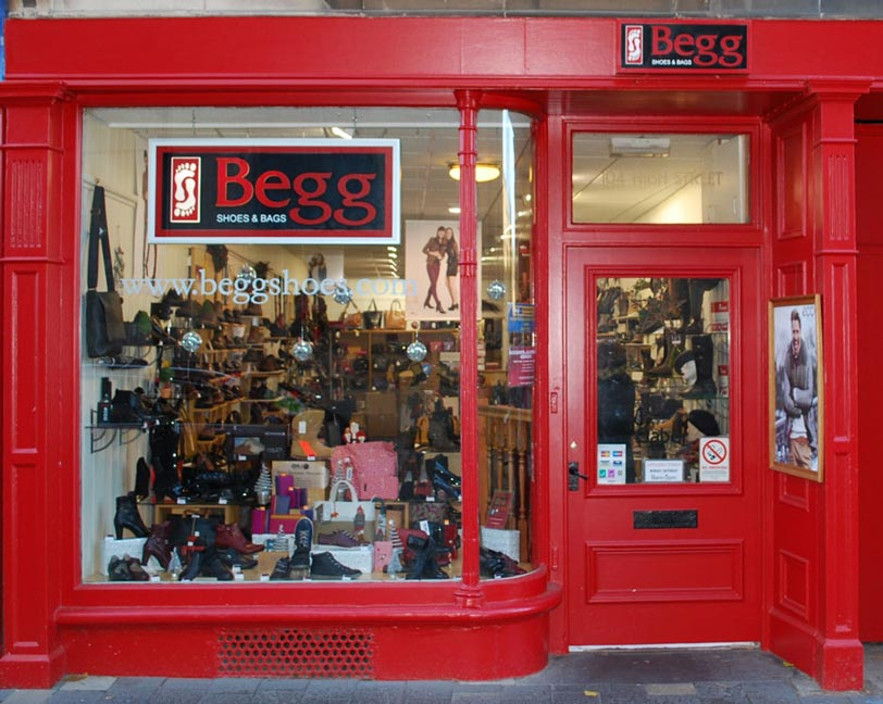 Elgin Shoe Shop