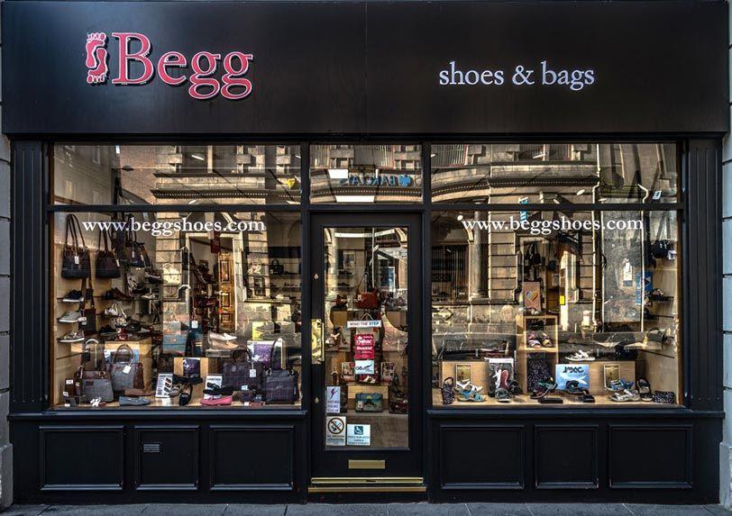 Inverness Shoe Shop