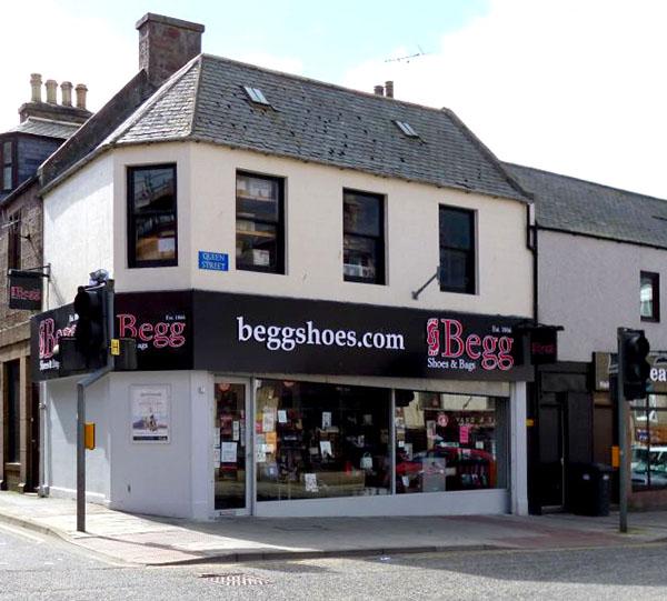 Peterhead Shoe Shop