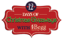 12 Days of Christmas Givaways with Begg