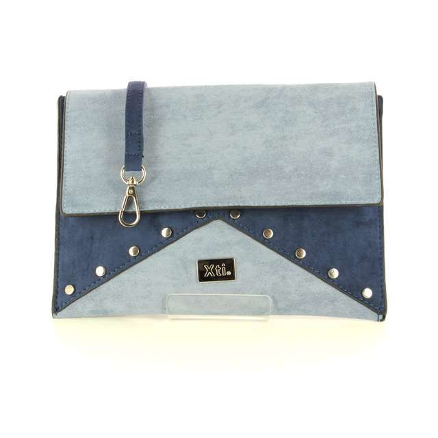 XTI Matching Handbag - Denim multi - 08612670 HUMESP CALDORIV