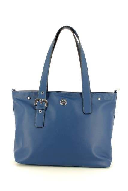 Marina Galanti Handbag - Blue - 10323/02 TREVISO
