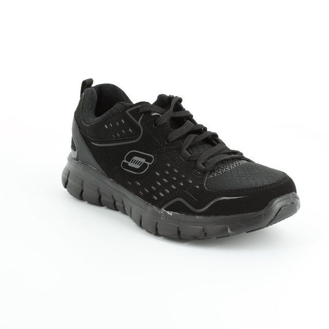 Skechers A Lister 11792 BBK Black trainers