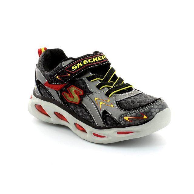 Skechers Rayz 90386 GREY Grey everyday shoes