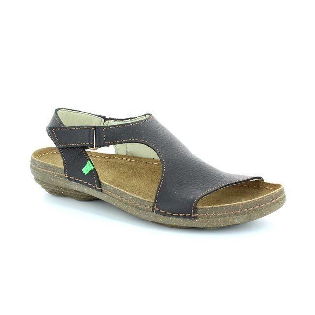 El Naturalista Torcalsan N309 N309G-30 Black sandals
