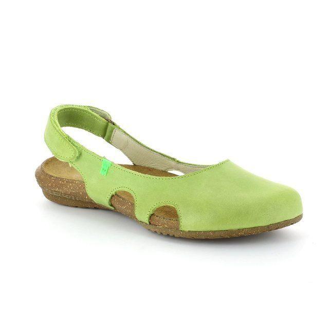 El Naturalista Wakataua N413 N413 -90 Green comfort sho