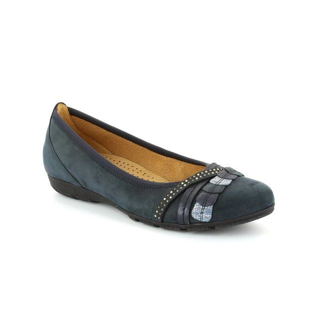 Gabor Pumps & Ballerinas - Navy multi - 44.165.16 ASHMILL