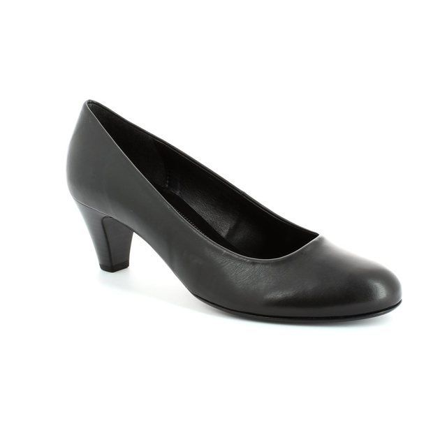 Gabor Vesta 35.200.87 Black heeled shoes