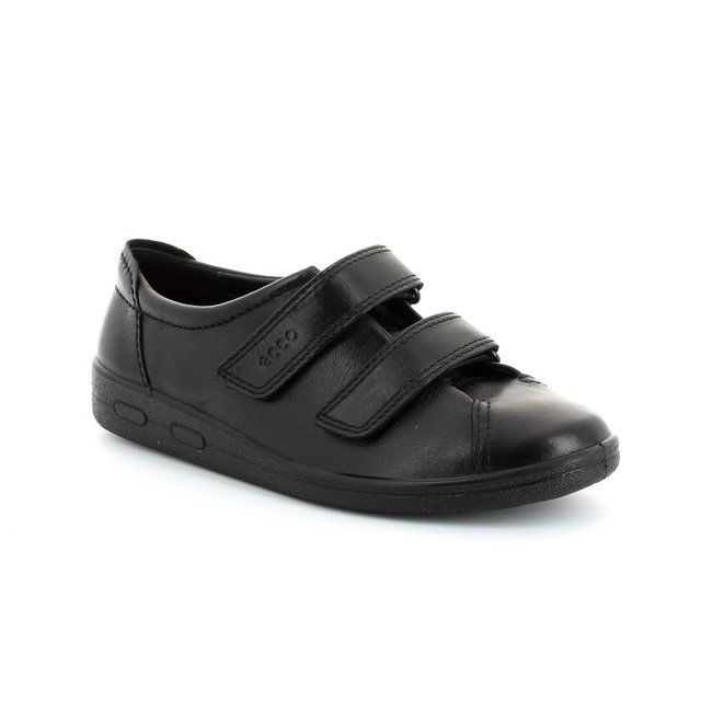 ECCO Everyday Shoes - Black - 012573/00101 ALSO STRAP