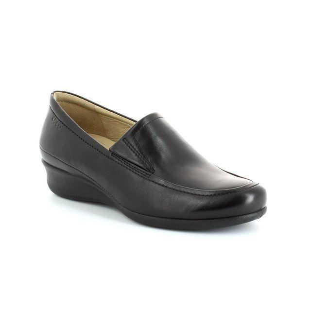 ECCO Abeloso 213743-01001 Black comfort shoes