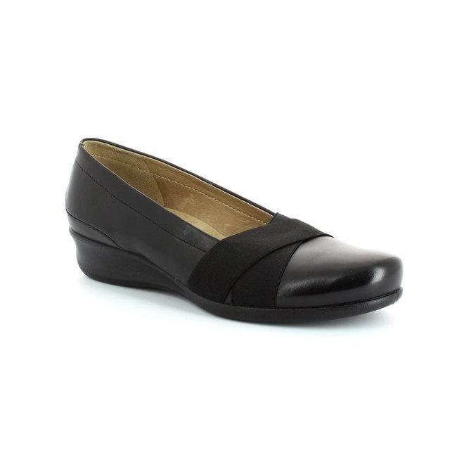 ECCO Abeloco 213813-21001 Black comfort shoes