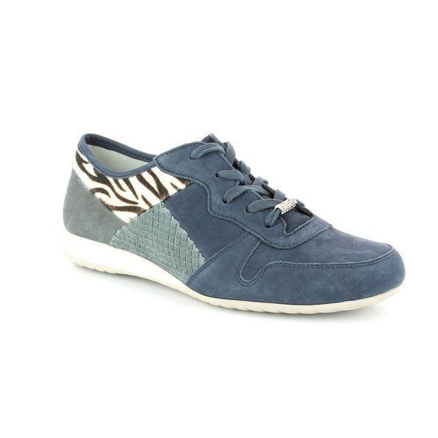Gabor Everyday Shoes - Blue multi - 26.355.36 HADAWAY