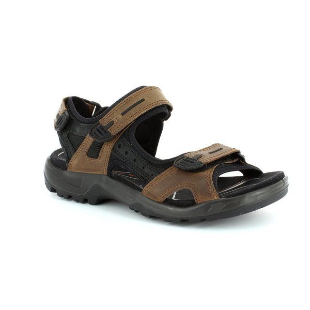 ECCO Sandals - Brown multi - 069564/52340 OFFROAD YUCATA