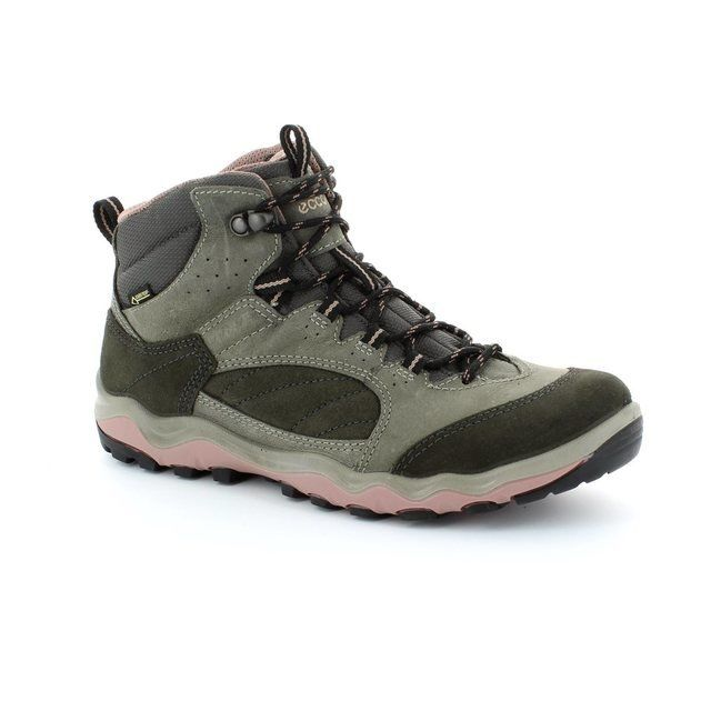 ECCO Boots - Outdoor & Walking - Grey suede - 823113/58999 LULTERRA GORE-TEX