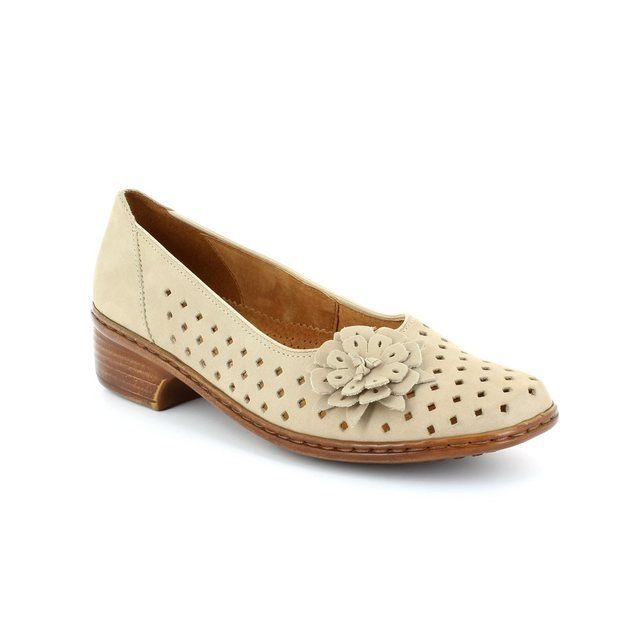 Ara Rhoco 2252760-17 Beige nubuck comfort shoes