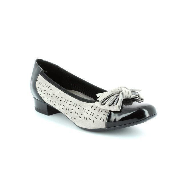 Ara 1233734-05 Black-Biege pumps