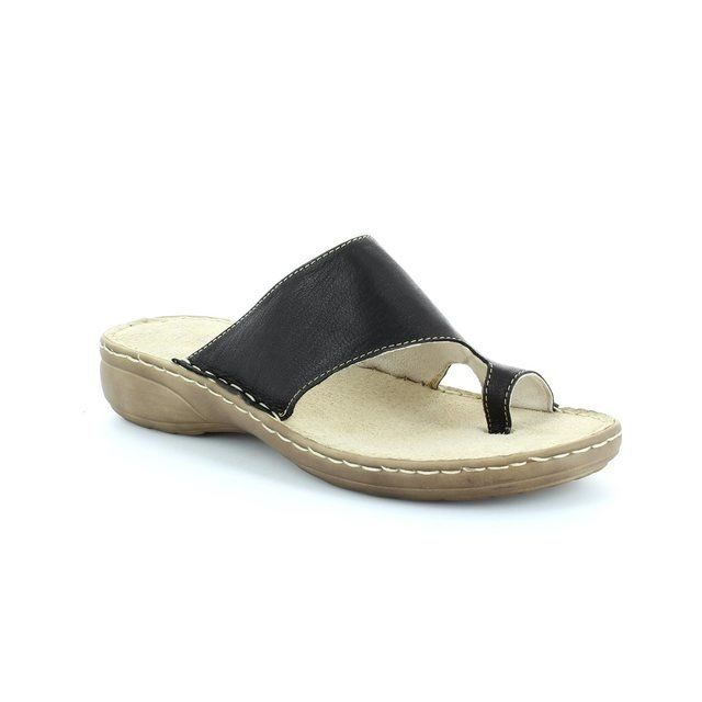Marco Tozzi Sandals - Black - 27900/001 OCETTO