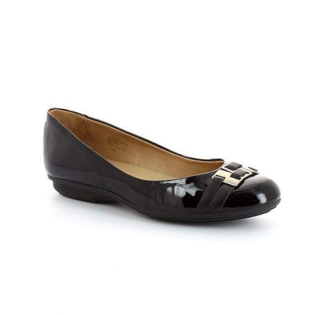 Ambition Pumps & Ballerinas - Black patent - 4409/44 PALER