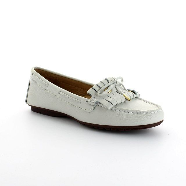 Ambition Loafer / Mocassin - White - 2479/16 ANTONITA