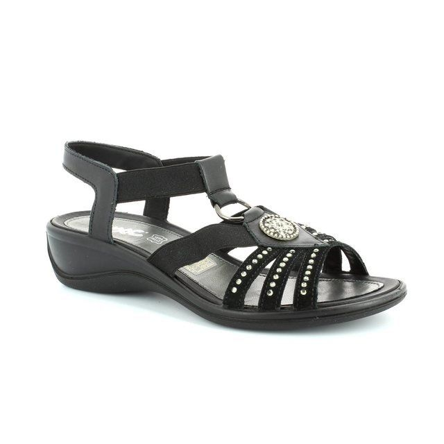 IMAC Cathryn 32660-1950011 Black sandals