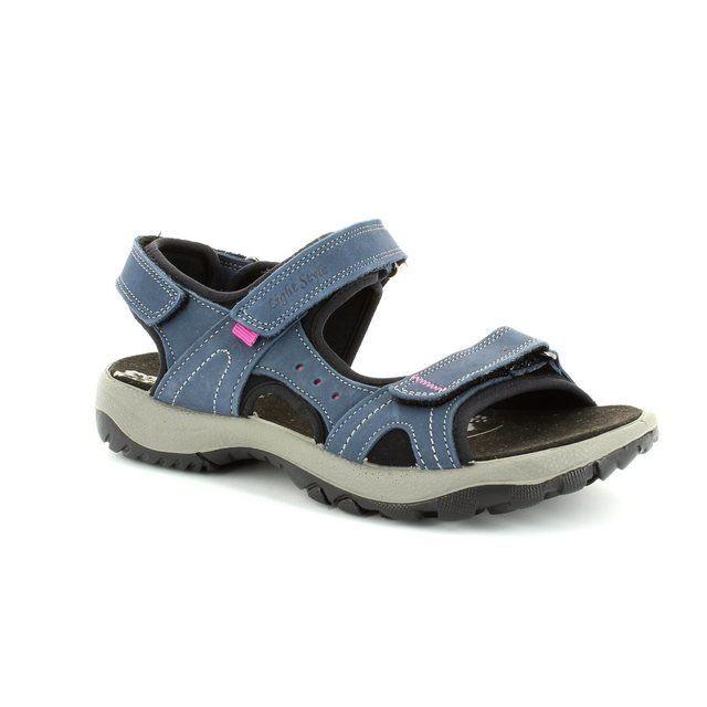 IMAC Lake 53221-3059006 Blue sandals