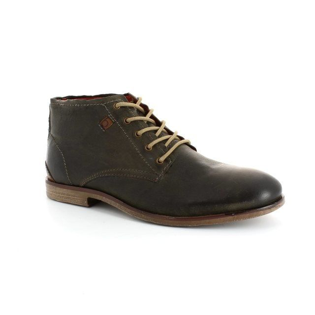 Bugatti Veracruz 78221-100 Black boots