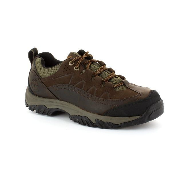 Timberland Bridgeton Low 5757A-20 Brown casual shoes