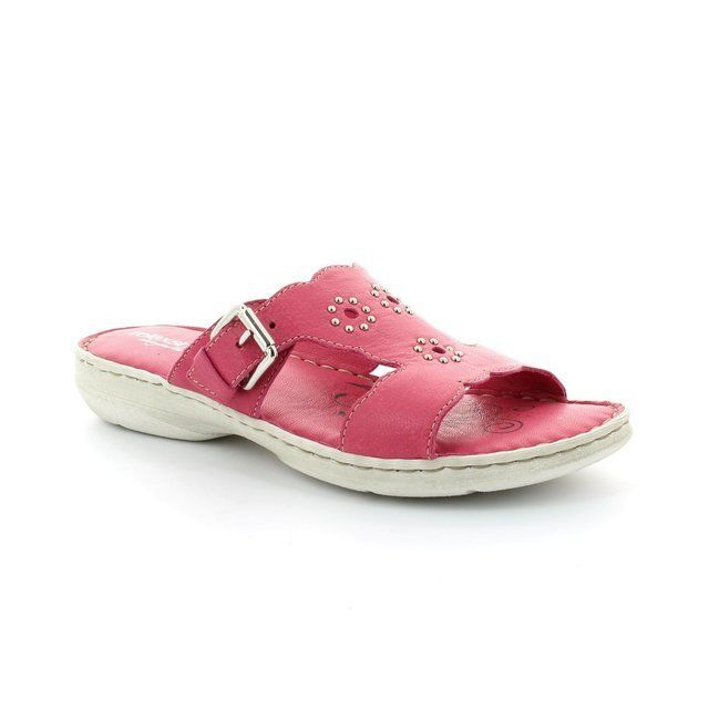 Relaxshoe Tosca 43105-60 Fuchsia sandals
