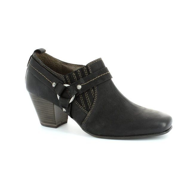 Tamaris Heeled Shoes - Black - 24433/001 MORUS 51