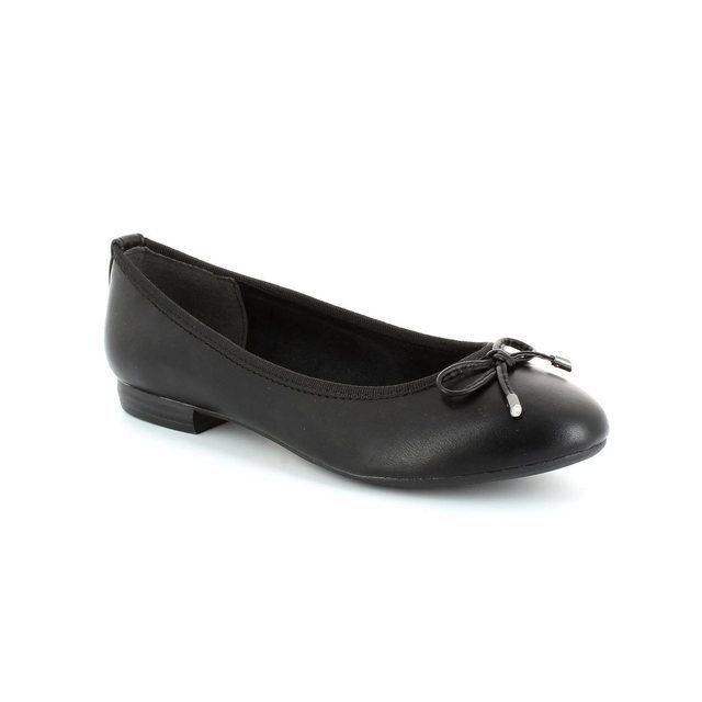 Marco Tozzi Lisicar 22137-001 Black pumps