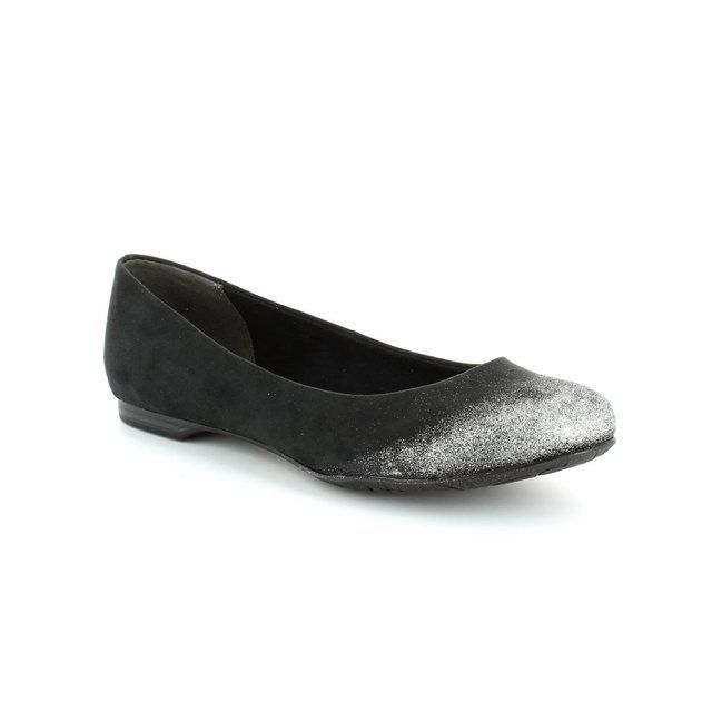 Marco Tozzi Lucano 22104-098 Black pumps