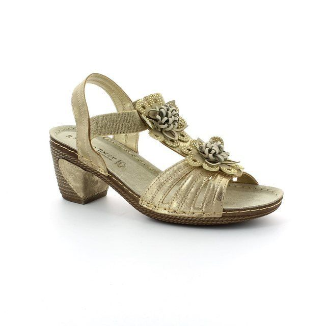Marco Tozzi Sandals - Beige multi - 28502/492 EGO