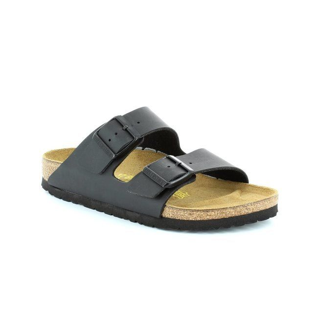 Birkenstock Arizona 051793 Black sandals