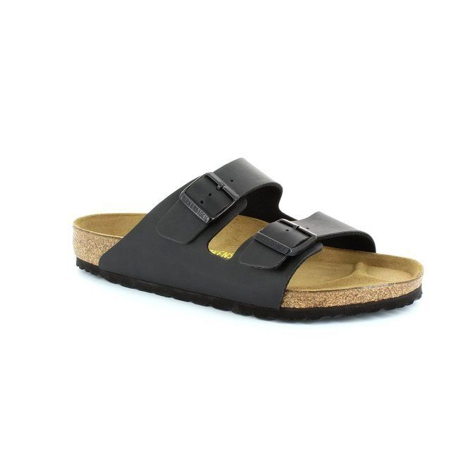 Birkenstock M Arizona 051791 Black sandals