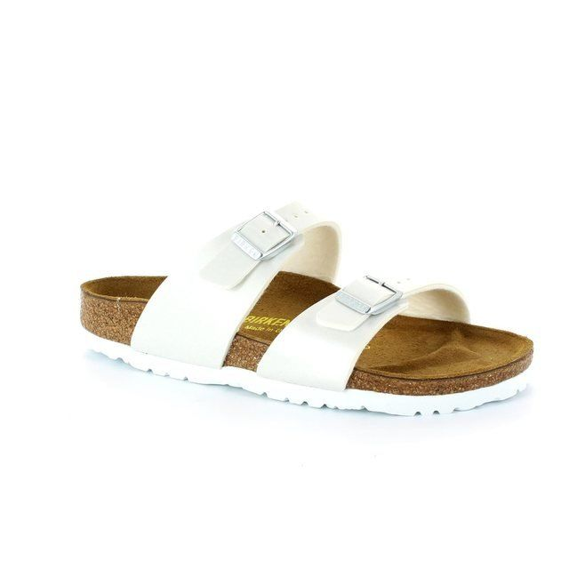 Birkenstock Sydney 488183 Oyster Pearl sandals