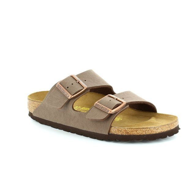 Birkenstock Arizona 151183 Dark brown sandals