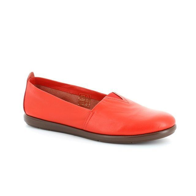 Aerosoles Catalan 1014-51 Red comfort shoes