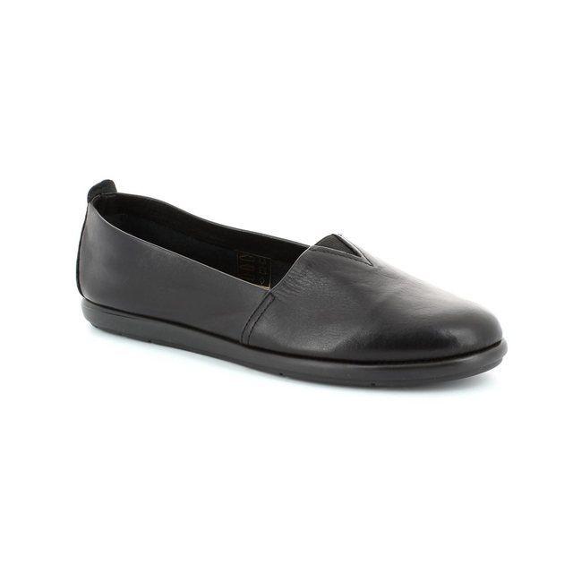 Aerosoles Everyday Shoes - Black - 1014/10 CATALAN