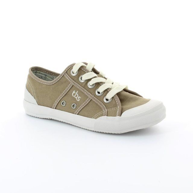 TBS Trainers & Canvas - KHAK - 7718/10 OPIACE KAKI