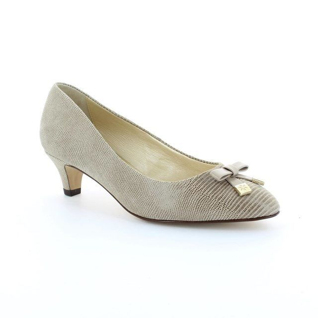 Van Dal Heeled Shoes - Taupe - 2307/840D IVY