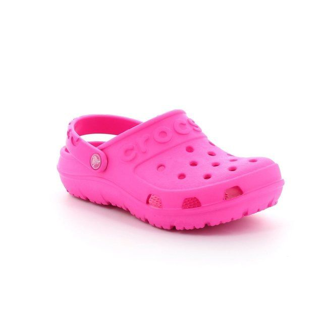 Crocs Hilo Kids 16007-6L0 Pink shoes