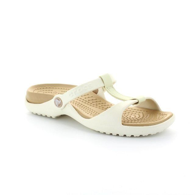 Crocs Cleo 11216-13S Off white multi shoes