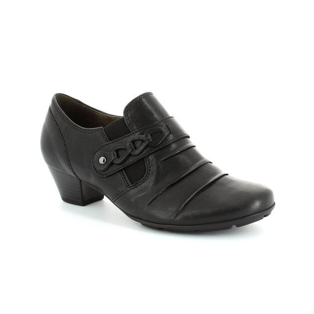 Gabor Heeled Shoes - Black - 35.413.57 MILLILOOP
