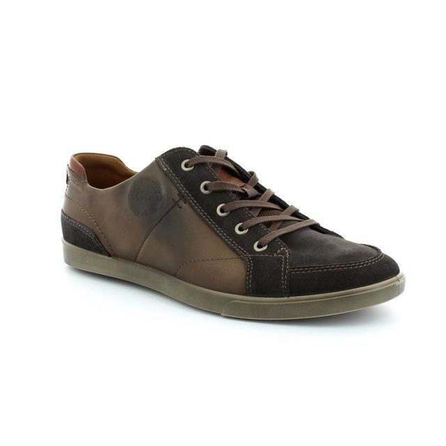 ECCO Colinco 535834-59254 Brown fashion shoes