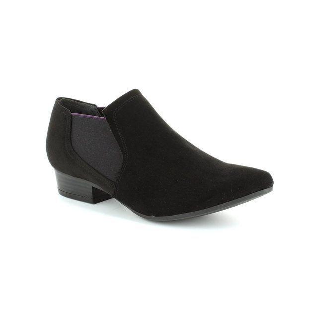 Marco Tozzi Pen 24212-001 Black shoe-boots