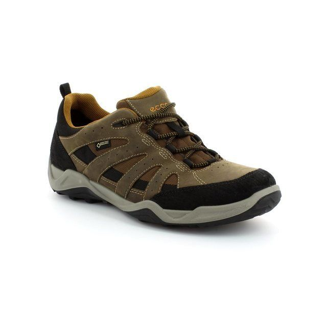 ECCO Trainers & Canvas - Taupe multi - 834524/59224 SIERRA GORE-TEX